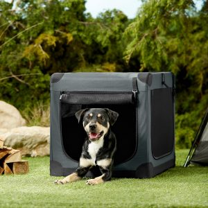 Frisco Soft-Sided Dog Crate